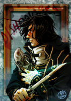 Corvo Attano by AkumA-die