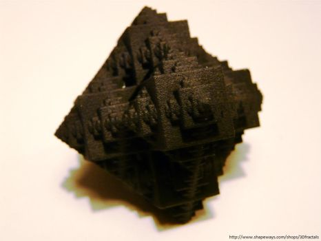 Octacube - 3D printed fractal by bib993