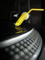 Technics 1210s II by inthamaking