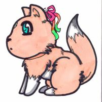 Camelia Chibi by Foxy-Sketches