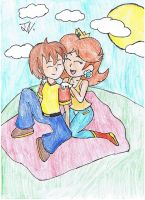 Art Trade MB64 and Daisy by SuperGon-64