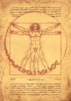 Vitruvian Reloaded by LeftHandOfTragedy