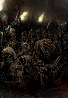 Army of the Dead by T-RexJones
