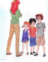 The Potter Kids by SpellCasting