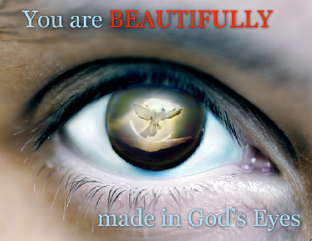 God's Eyes for you. by Andrewtom3d