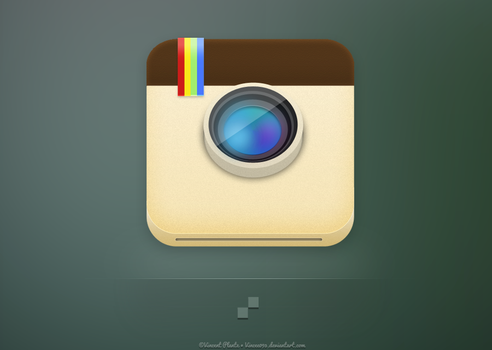 Instagram Icon by Vincee095