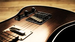 Rockguitar Wallpaper 1920x1080 by Jonas-Daehnert