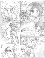 ::Sol Comic pg 15:: by ChibixGunner