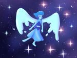 Lapis Lazuli - Flying to Homeworld by Wolflover1086
