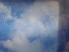 cloud texture 1 by watergal28-stock