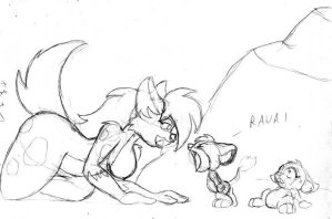 'Do it again' -sketch- by requiems-dirge