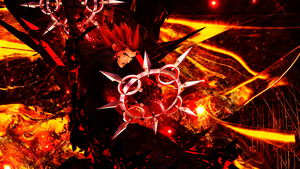 Axel Wallpaper by MrKapre