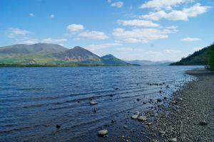 Bassenthwaite Lake, Cumbria. by louwilson