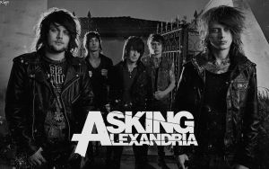 Asking Alexandria Wallpaper by Mr-Enjoy