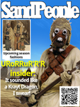 Sand People Magazine by erichalv