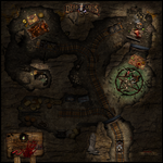 Deadlands Reloaded - The Cursed Mine by Sadizzm