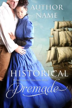 Historical Book Premade Cover by fionajayde