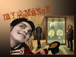 My Chemical Romance 12 by fearegret