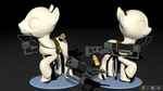 Fallout Equestria Laser Weapons Redo by Longsword97