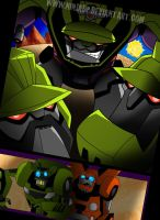 CONSTRUCTICONS: ASSEMBLE by NinjaDP
