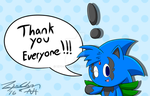 Zipo says Thank You by Zipo-Chan