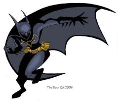 Another Batgirl by The-BlackCat