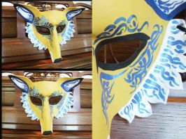 Cairo's Mask by Jedi-With-Wings