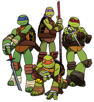 Ask Tmnt by crystalmoon101