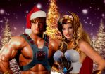 He-Man and She-Ra Christmas Special by planetbryan