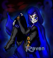 Raven by NiciDraw