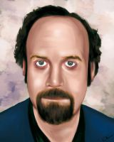 Paul Giamatti by PlER0