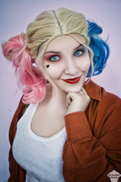 Harley Quinn (Suicide Squad) 3 by ThePuddins