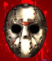 Jason's Mask by Dragon-Queen01456