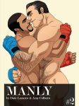 MANLY #2, now on sale in digital format! by DaleLaz