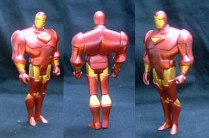 Marvel Iron Man custom figure by custommaker
