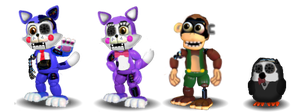 Five Nights at Candys World [Part 3] by TheGoldenGamer90010