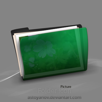 Picture Folder icon by astoyanov