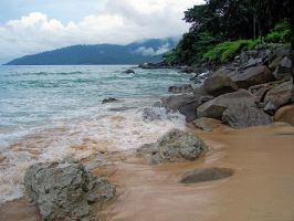 Malaysian Beach by cemacStock