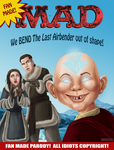 The Last Airbender MAD Parody by Booter-Freak