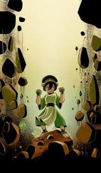 Toph by mikemaihack