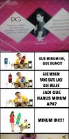 Minum Baygon XD by 90210xReven8e