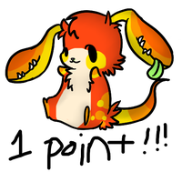 1 Point Adoption!!!!!!!! (closed) by PrePAWSterous