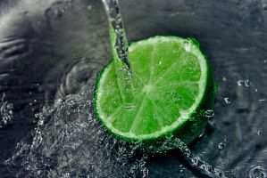 Lime water by Caadot