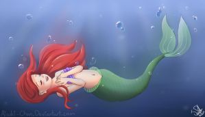 Part of your World by Aisuki-Chan