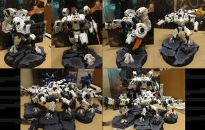 Tau Stormbreakers by thevampiredio