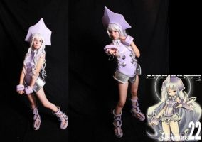 Cosplay  Shaman King -  Jeanne by MishiroMirage
