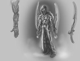 Demon Hunter Future concept by OrionsHavoc