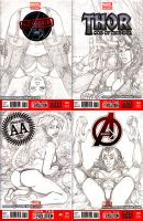 Sketch cover pencils by gb2k