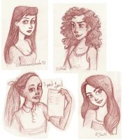 3 Requests + sketch by SerifeB