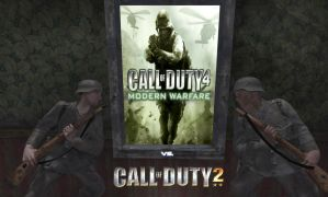 Call of Duty2 vs Call of Duty4 by WarrioTOX
